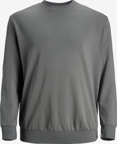 Jack & Jones Plus Sweatshirt in rauchgrau, Produktansicht