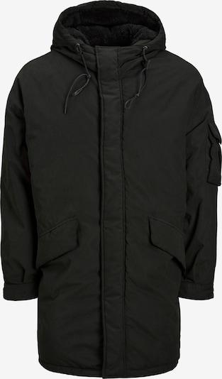 JACK & JONES Parka 'JORSHAWN' in schwarz, Produktansicht