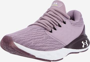 Chaussure de course 'Charged Vantage' UNDER ARMOUR en violet