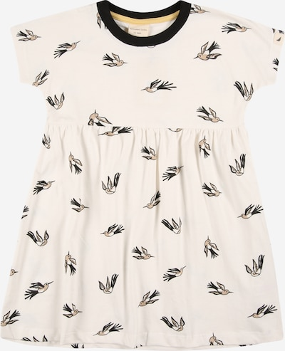 Turtledove London Dress 'Hummingbird' in Ecru / Black / White, Item view