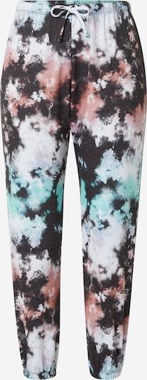 Onzie Pantalon de sport en bleu / violet / noir, Vue avec produit