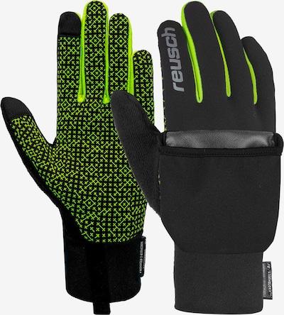 REUSCH Fingerhandschuhe 'Terro STORMBLOXX™ Touchscreen-kompatibel' in schwarz, Produktansicht