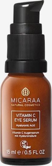 MICARAA Naturkosmetik Augenserum 'Vitamin C' in transparent, Produktansicht