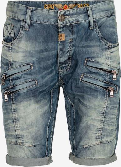 CIPO & BAXX Jeans 'Action' in de kleur Blauw, Productweergave