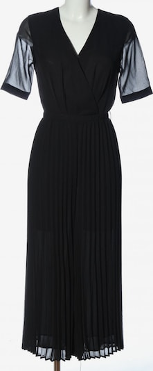 EDITED Langer Jumpsuit in XS in schwarz, Produktansicht