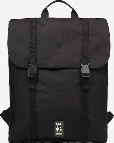 Lefrik Mochila en negro, Vista del producto