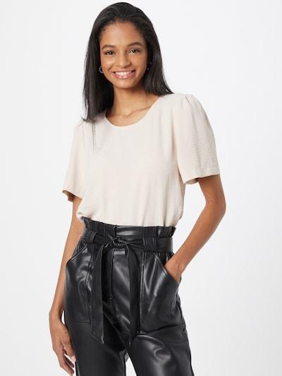 Bluză 'Mette Kia' ONLY pe culoarea pielii, Vizualizare model