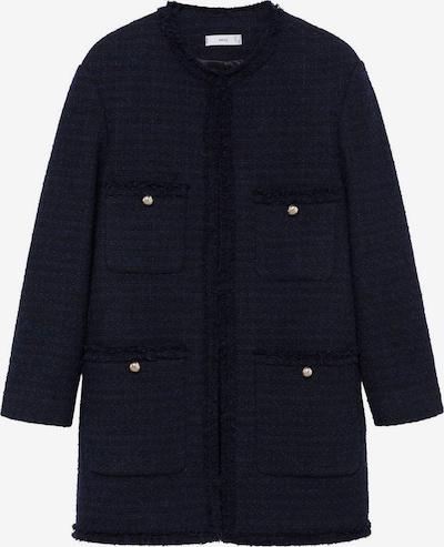 MANGO Płaszcz przejściowy 'Cairo' w kolorze atramentowy / czarnym, Podgląd produktu