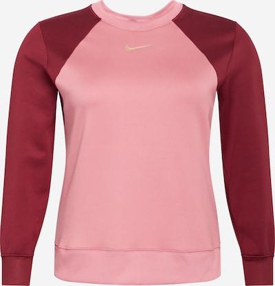 NIKE Sweatshirt in beere / pink, Produktansicht