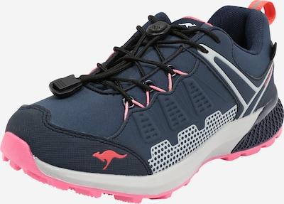KangaROOS Sneakers 'K-Surve' in navy / light grey / coral / dusky pink, Item view