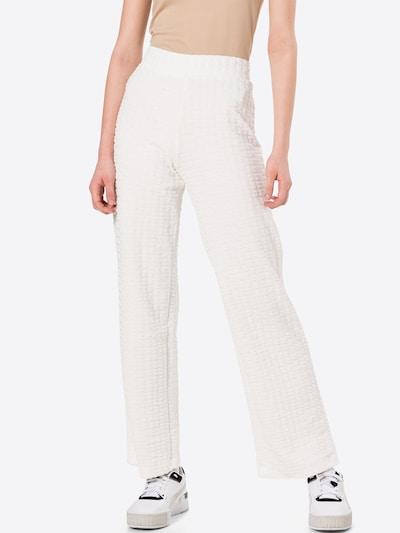 SELECTED FEMME Hose in weiß, Modelansicht