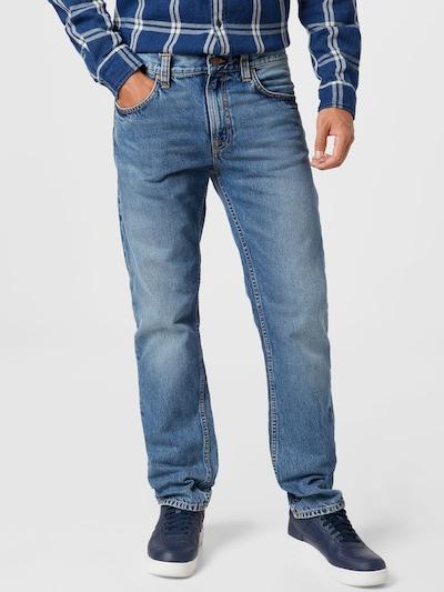 Nudie Jeans Co Jeans 'Gritty Jackson' in blue denim, Modelansicht