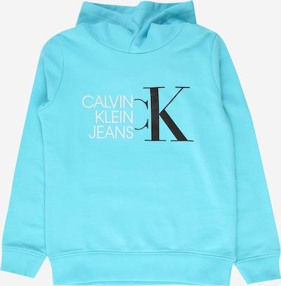 Calvin Klein Jeans Sudadera en azul claro, Vista del producto