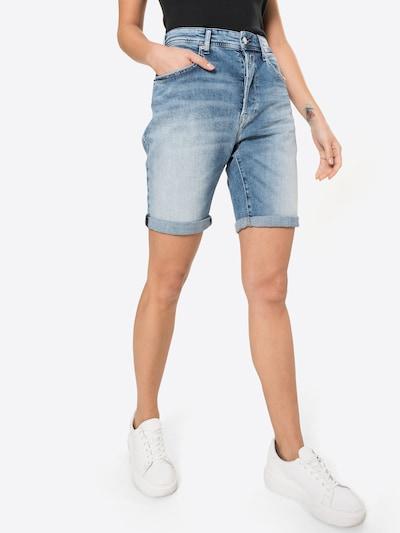 REPLAY Jeans in blue denim, Modelansicht
