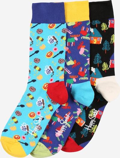Happy Socks Zeķes jauktu krāsu, Preces skats