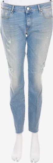 Mauro Grifoni Jeans in 30 in rauchgrau, Produktansicht