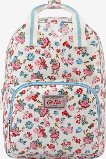 Cath Kidston Rucksack in hellblau / pink / rot / weiß, Produktansicht