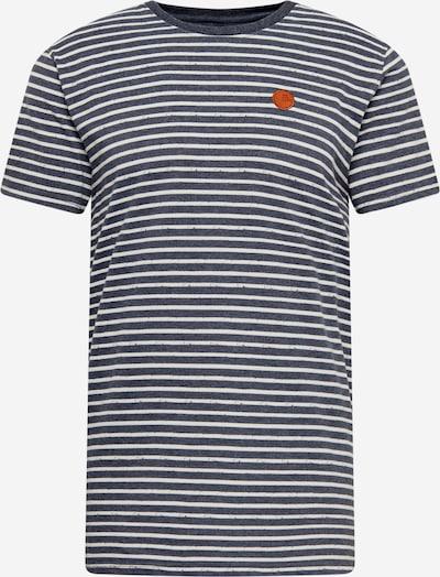 Alife and Kickin T-Shirt 'Nic' in marine / weiß, Produktansicht