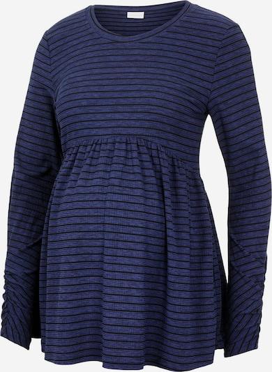 MAMALICIOUS Umstandsshirt in blau / dunkelblau, Produktansicht