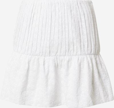 NA-KD Rok in de kleur Wit, Productweergave