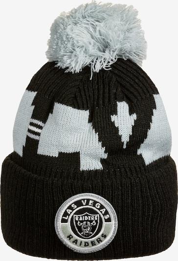 NEW ERA Mütze 'NFL Las Vegas Raiders' in schwarz / weiß, Produktansicht