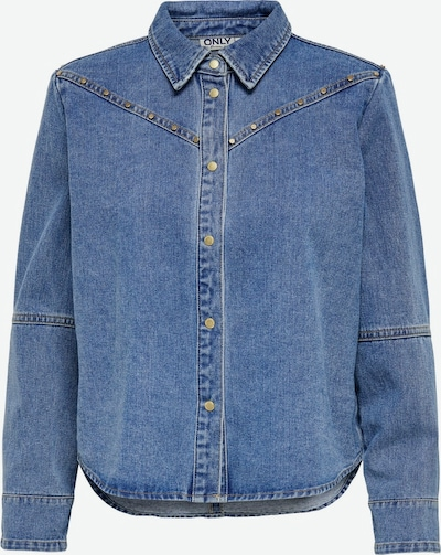 ONLY Bluza 'Indiana' u plavi traper, Pregled proizvoda