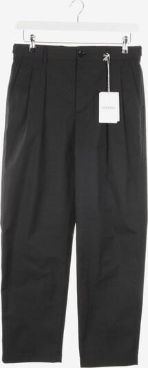 VALENTINO Hose in L in schwarz, Produktansicht