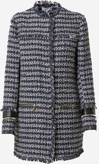 PATRIZIA PEPE Abrigo de entretiempo 'CAPPOTTO' en azul / marrón / blanco, Vista del producto