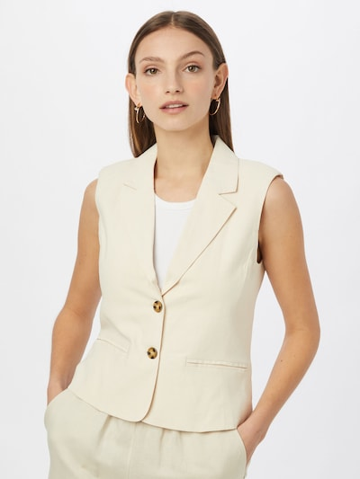 ONLY Vest in Beige, View model