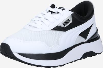 PUMA Sneakers laag 'Cruise Rider' in de kleur Zwart / Wit, Productweergave