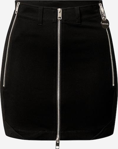 DIESEL Rok 'BIK' in de kleur Zwart, Productweergave