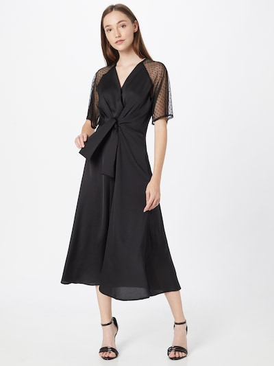 Rochie de cocktail 'SACHITA' TFNC pe negru, Vizualizare model