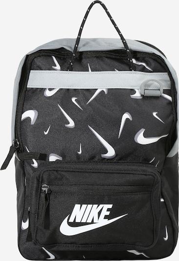 Nike Sportswear Раница 'Tanjun' в сиво / черно / бяло, Преглед на продукта