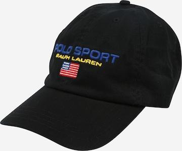 Polo Ralph Lauren Hat in Black