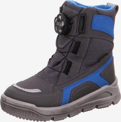 SUPERFIT Snowboots 'MARS' in de kleur Hemelsblauw / Grijs, Productweergave