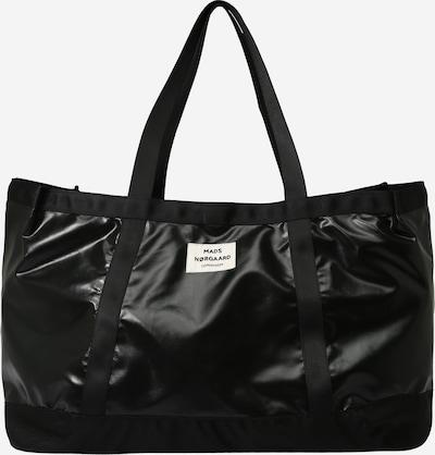 MADS NORGAARD COPENHAGEN Cabas en noir, Vue avec produit