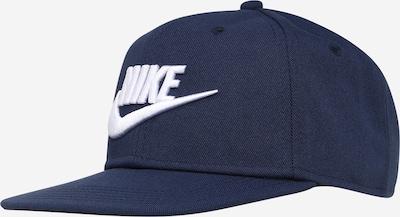 Nike Sportswear Cap 'Futura 4' in navy / weiß, Produktansicht