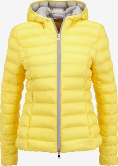 No. 1 Como Steppjacke 'BERGEN' in gelb, Produktansicht