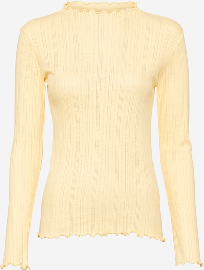 MADS NORGAARD COPENHAGEN Tričko - svetložltá, Produkt