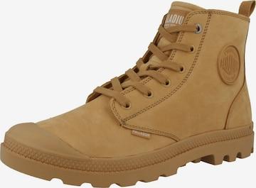 Palladium Schuh in Braun