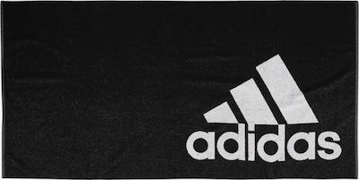ADIDAS PERFORMANCE Handtuch in grau / schwarz, Produktansicht