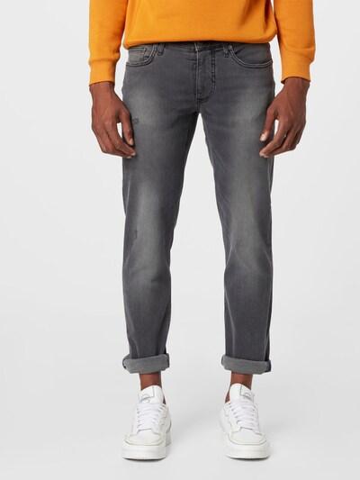 BRAX Jeans 'Chris' in grey denim, Modelansicht