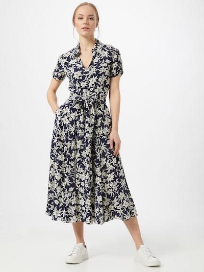 POLO RALPH LAUREN Šaty - krémová / námořnická modř, Model/ka