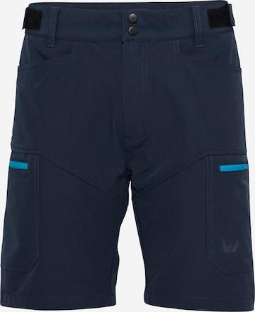 Pantalon outdoor 'Fresco' Whistler en bleu