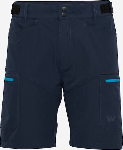 Pantaloni outdoor 'Fresco' Whistler pe bleumarin, Vizualizare produs