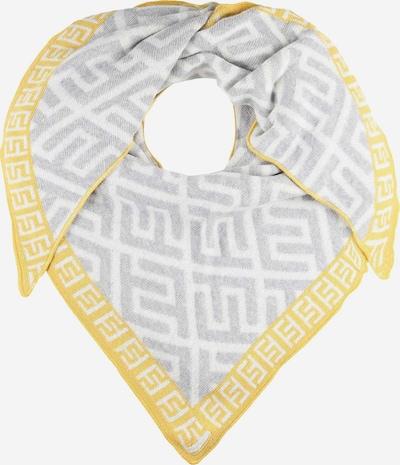 Skara iš Zwillingsherz, spalva – geltona / pilka / balta, Prekių apžvalga