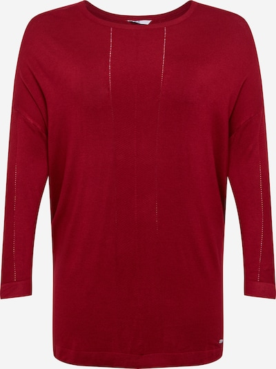 Z-One Sweater 'Augusta' in Dark red, Item view