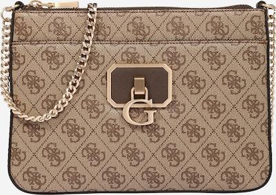 GUESS Чанта за през рамо тип преметка 'ALISA' в кафяво, Преглед на продукта