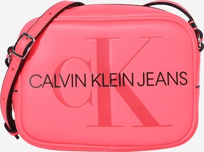Rankinė su ilgu dirželiu iš Calvin Klein Jeans , spalva - rožinė / juoda, Prekių apžvalga
