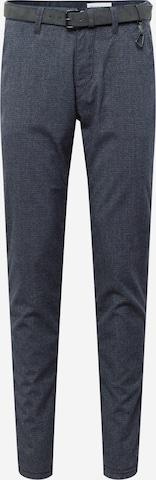 TOM TAILOR DENIM Chino-püksid, värv hall